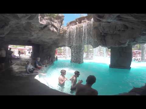 Flamingo Las Vegas Pool from YouTube · High Definition · Duration:  3 minutes 45 seconds  · 42 000+ views · uploaded on 28/07/2015 · uploaded by In The Loop Travel