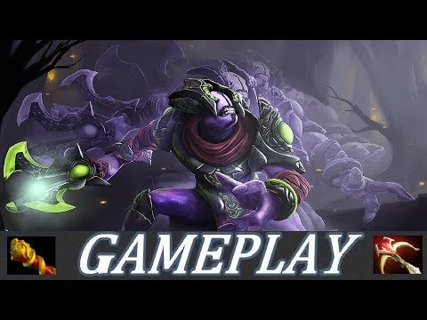 THIS IS WHAT I LIVE FOR!   Faceless Void Gameplay Commentary Ranked Dota 2