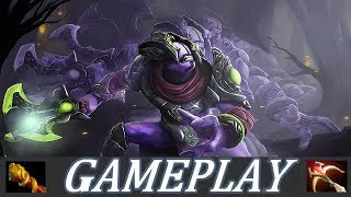 THIS IS WHAT I LIVE FOR! | Faceless Void Gameplay Commentary Ranked Dota 2