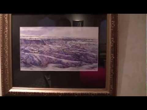 Yelena Khanevskaya Art Nebraska Governor's Residence Exhibit