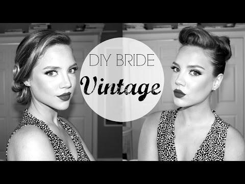DIY Bride: Vintage Hairstyles