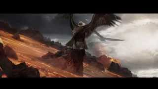 LOTR Why didn't they use the eagles? - Theory