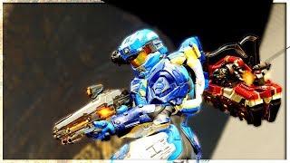 Halo 5 - Big Team Super Fiesta Is Crazy!...