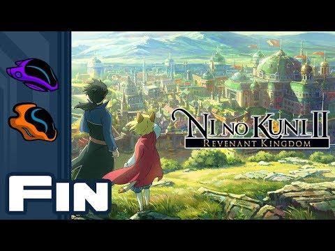 Let's Play Ni No Kuni 2 - Finale - 13th Act Twist