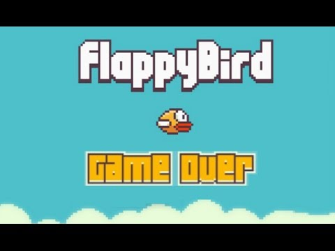 Flappy Bird Ended (Creator Removes Game From Google Play Store)