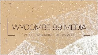 Wycombe 89 Media 2018 Showreel