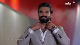 علي الشريف /من العراق/ يبهر لجنة تحكيم #ذفويس✌بأدائه لاغنية ناظم الغزالي