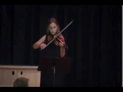 Rebecca  Bush Elementary School Talent