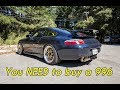 Modified Porsche 996 Carrera Review - Why a 996 Should Be Your Next Car