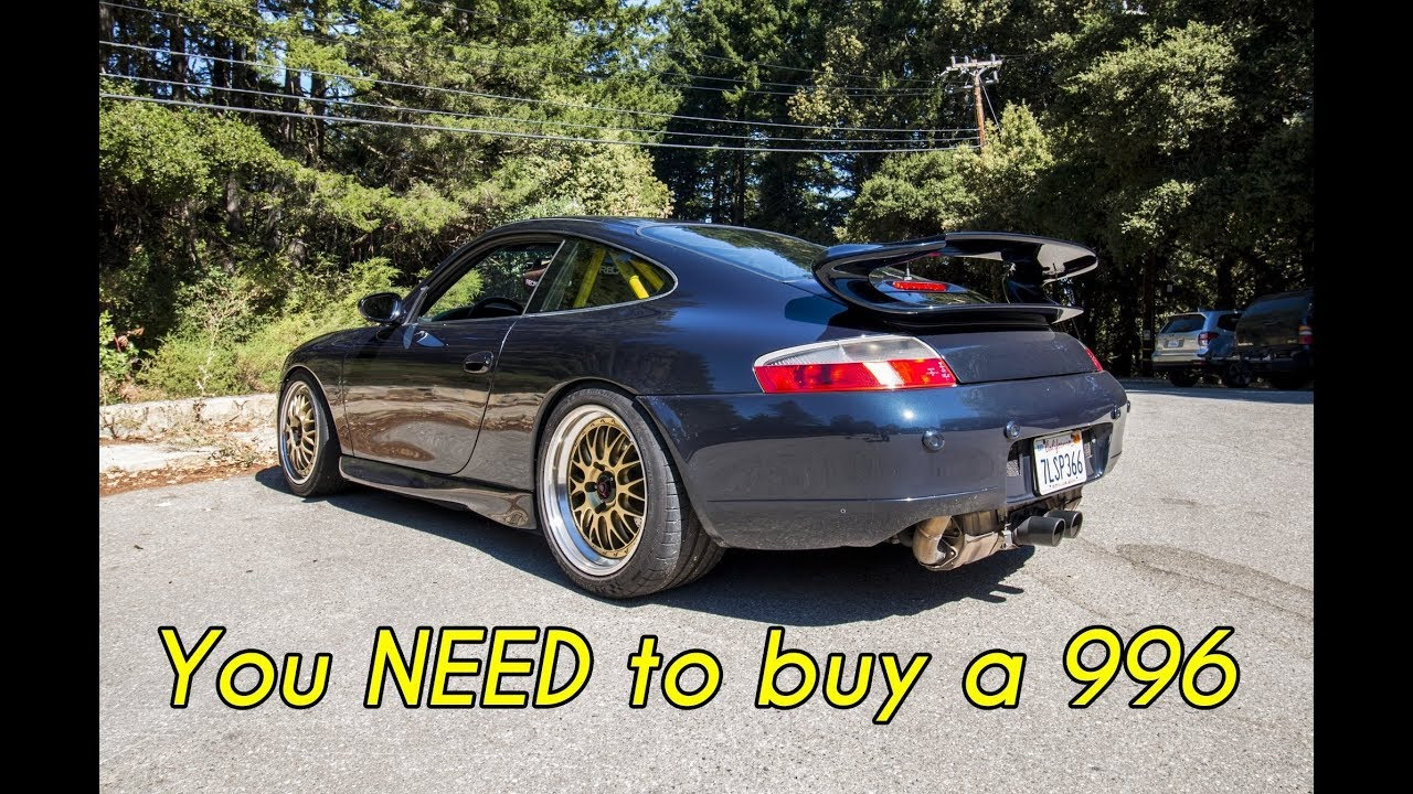 modified porsche 996 carrera review why a 996 should be. Black Bedroom Furniture Sets. Home Design Ideas