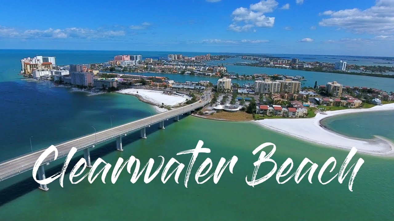 Clearwater Florida Beach Beach
