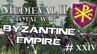 "Byzantine Empire on SS 6.4 ep 24 ""The War With Sicily Continues"""