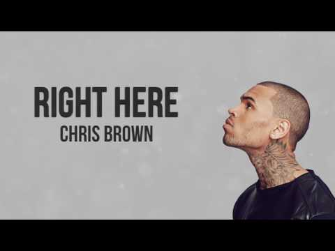 Chris Brown - Right Here (CDQ)