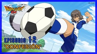 Inazuma Eleven Go Galaxy - Episodio 12 español «Confesión»