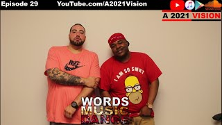 "Words Music Dance ~ Episode 29 ""Music Mid Terms"""