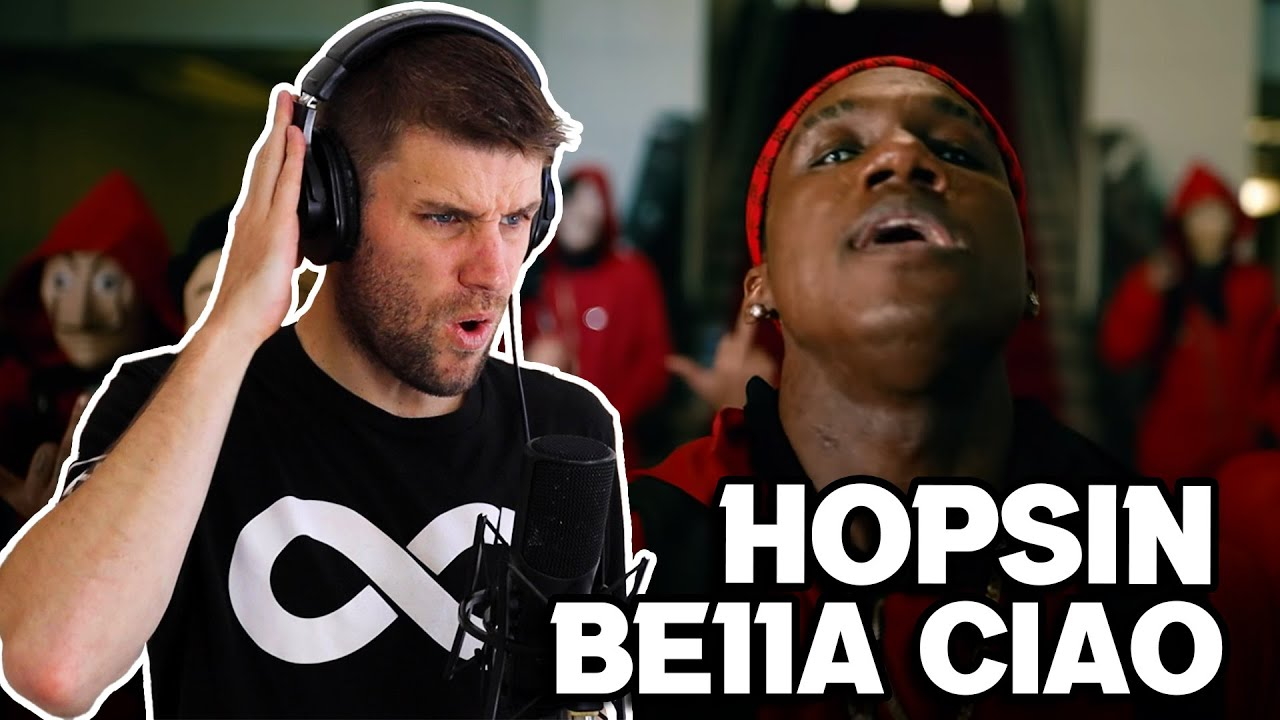 Download Rapper Reacts to HOPSIN!!   BELLA CIAO (FIRST REACTION)