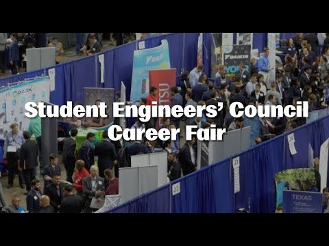 2019 Student Engineers' Council Spring Career Fair