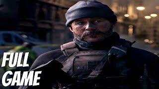 Call of Duty Modern Warfare 4 - Full Game Walkthrough (CoD MW 2019) No Deaths, No Commentary