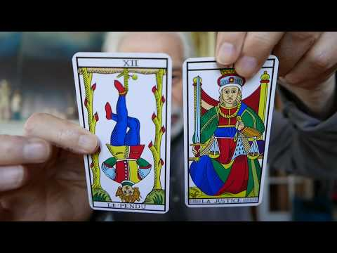 How can I trust my own ideas? Tarot reading Video by Alejandro Jodorowsky for Arash