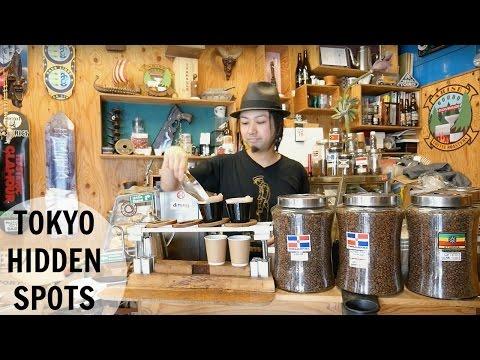 Tokyo Hidden Spots: A Day Exploring Tokyo's Coffee Town | Kiyosumi-shirakawa
