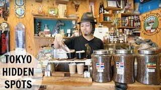 Tokyo Hidden Spots: Tokyo Coffee Town | Kiyosumi-shirakawa