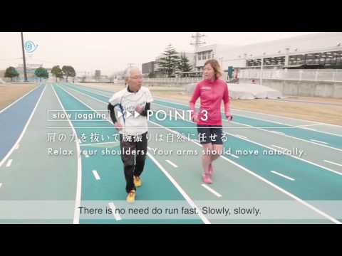 Slow Jogging:  science-based natural running for weigh-loss, health & performance benefits