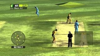 Australia Vs India Final Part 1 - Ashes Cricket 2009