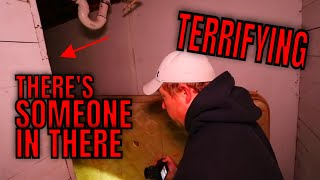 (ABANDONED HAUNTED PLANTATION HOUSE) ALL THIS TIME WE ARE NOT ALONE, WHEN THINGS GO WRONG