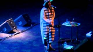 CocoRosie - Tearz For Animals (Live @ Royal Festival Hall, London, 04.08.12)
