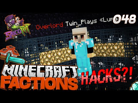 I CAN FINALLY FLY HACK! (Saicopvp Factions - Skeleton) #48
