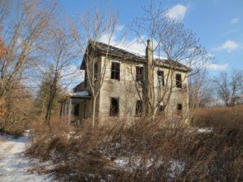 Abandoned Rotting Farm Estate Explore N.J.