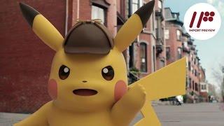 Pikachú tendrá su propia Película