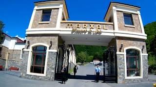 Азербайджан Шеки отель Мархал