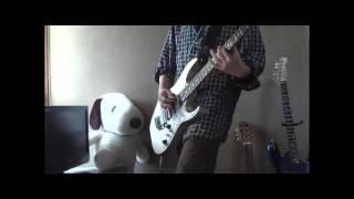 Nanase Aikawa - 世界はこの手の中に / Guitar Cover.