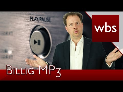 mp3million.com – Sind Musik-Billiganbieter legal? | Rechtsanwalt Christian Solmecke