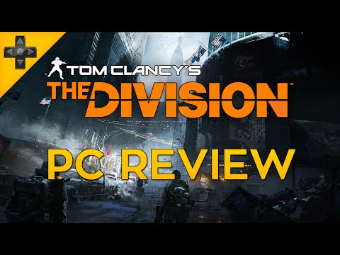 the division pc review by idiotech pcgaming. Black Bedroom Furniture Sets. Home Design Ideas