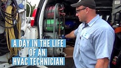 A Day in the Life of an HVAC Technician