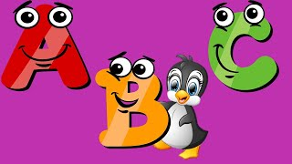 A B C Classic Songs - A B C Jolly Phonics Song - ST SPECIAL KIDS SUPER TV