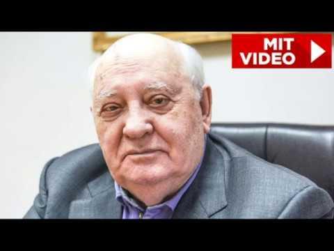 """Горбачёв: """"Русские готовы к любым жертвам, но хотят мира""""."""