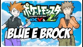 POKEMON XYZ PORTUGUES GBA EP 2   BLUE E LÍDER BROCK