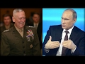 BOOM! GENERAL MATTIS JUST DESTROYED PUTIN RIGHT AFTER PUTIN BEGGED FOR OUR HELP!