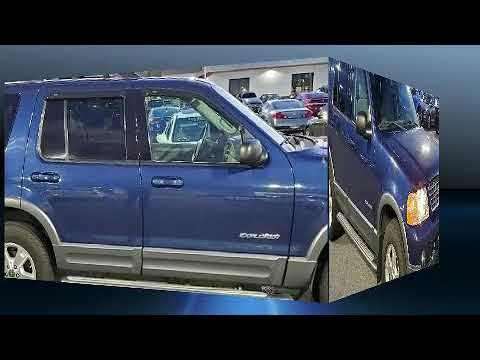 2004 Ford Explorer in Concord, NC 28027