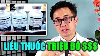 Y tế ở Mỹ: Viên thuốc ngàn đô, toa thuốc triệu đô