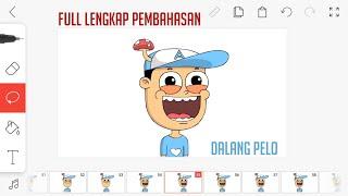 Download Cara Membuat Animasi Dalang Pelo di Android - Tutorial Flipaclip