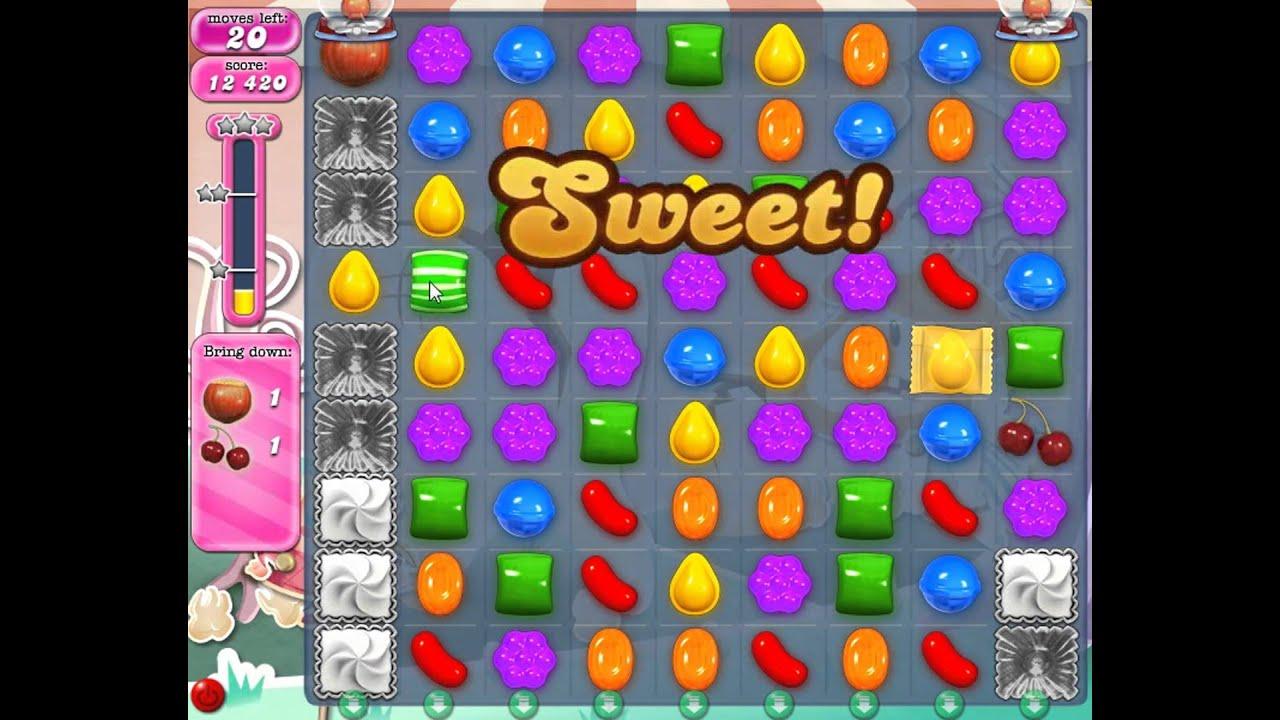 Funny Candy Crush Saga