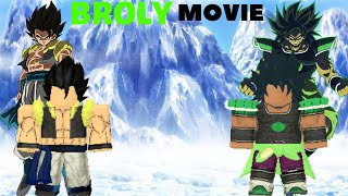 Broly Movie In Anime Cross 2