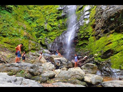 Discover Tiris Maunmera - spectacular waterfall near Laulara, Dare in Timor Leste.