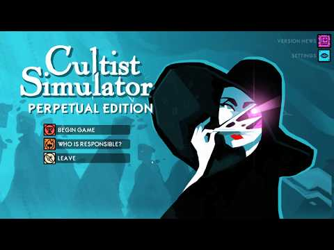 Let's Check Out - Cultist Simulator  