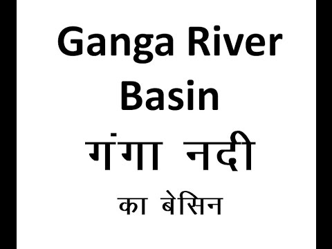 Ganga River Basin
