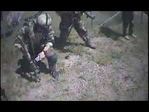 Air Force Special Ops- Special Tactics Squadron (Recruiting)